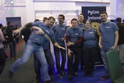Python Community Volunteers